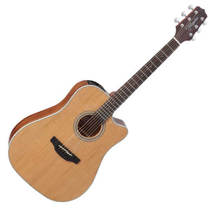 Takamine GD20CE-NS Dreadnought Cut Away Acoustic/Electric Guitar