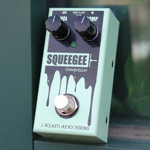 J. Rockett Designs Squeegee Mini Compressor Pedal