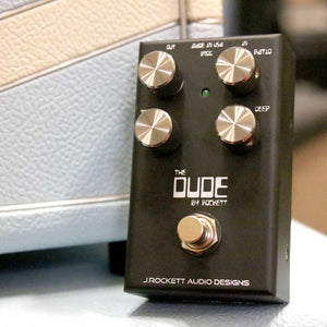 J. Rockett Audio The Dude V2 Overdrive Pedal