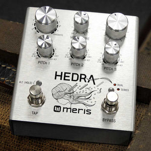 Meris Effects Hedra 3-Voice Rhythmic Pitch Shifter