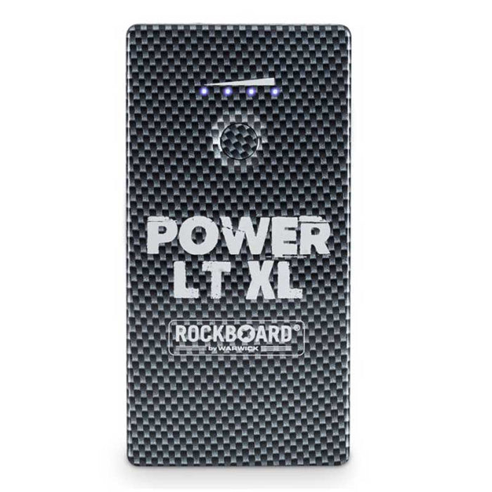 RockBoard Lithium Battery Power Supply LT XL -Carbon