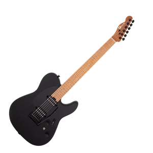 Charvel Guitars Pro-Mod So-Cal Style 2 24 HH 2PT CM in Black Ash