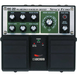 Boss RE-20 Roland Space Echo RE-201  Re-Creation