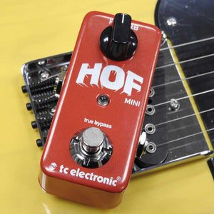 TC Electronic HOF Reverb Mini