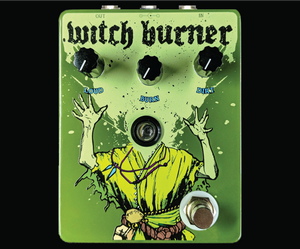 Black Arts Toneworks Witch Burner Overdrive Pedal