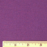 Soy/Organic Cotton/Spandex Jersey - Electric Plum, 1/2 yard