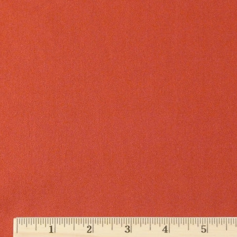Cotton/Lyocell Georgette - Paprika, 1/2 yard