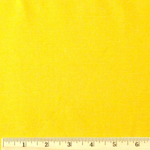 Cotton/Tencel Satin - Sunbeam, 1/2 yard