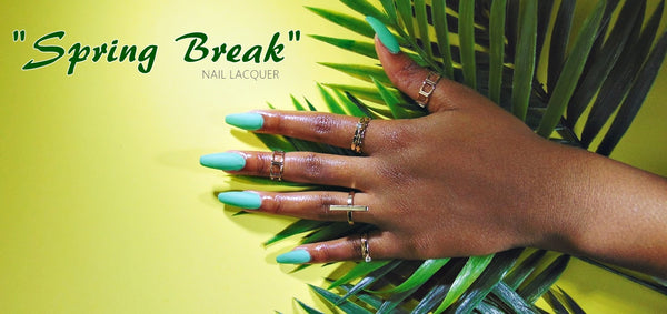 SPRING BREAK NAIL LACQUER