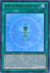 Rank-Up-Magic Astral Force LVAL-EN059 Ultra Rare