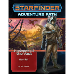 PREORDER Starfinder RPG Adventure Path Horizons of the Vast #1 Planetfall
