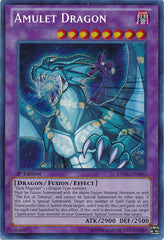 AMULET DRAGON - DRLG-EN003 - Secret Rare