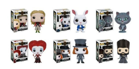 Limited Edition Pop Figures