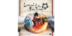 Legend of the Five Rings Card Games