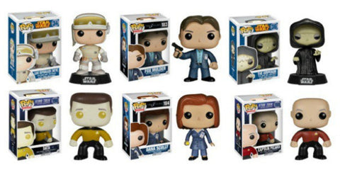 Common Pop! Figures