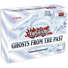 PREORDER Yugioh - Ghosts From The Past Boxed Set Display