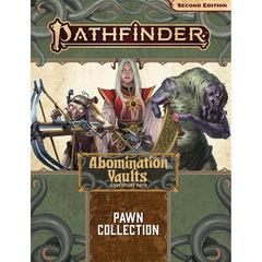 PREORDER Pathfinder Second Edition Abomination Vaults Pawn Collection