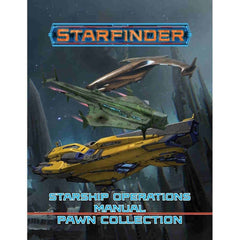 PREORDER Starfinder RPG Pawns Starship Operations Manual Pawn Collection