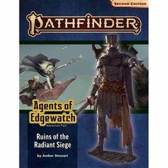 Pathfinder Second Edition Agents of Edgewatch #6 Ruins of the Radiant Siege