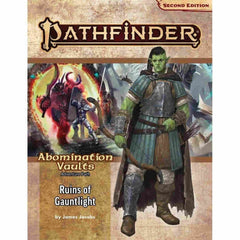 PREORDER Pathfinder Second Edition Abomination Vaults #1 Ruins of Gauntlight