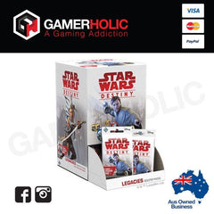 Star Wars Destiny Legacies Booster Box