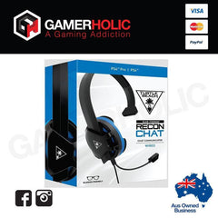 Turtle Beach Ear Force Recon Chat PS4
