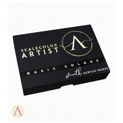 Scale 75 Scalecolor Artist Basic Colours Paint Set