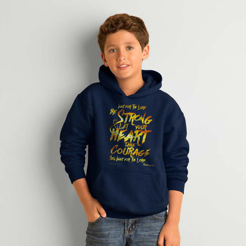Youth Hoodie | Be Strong