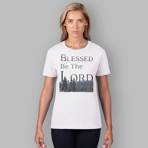 Women's Graphic Tee  | Blessed