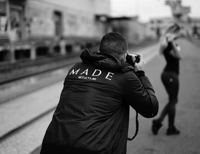 Made on the Street: The World Is His Playground [Video]