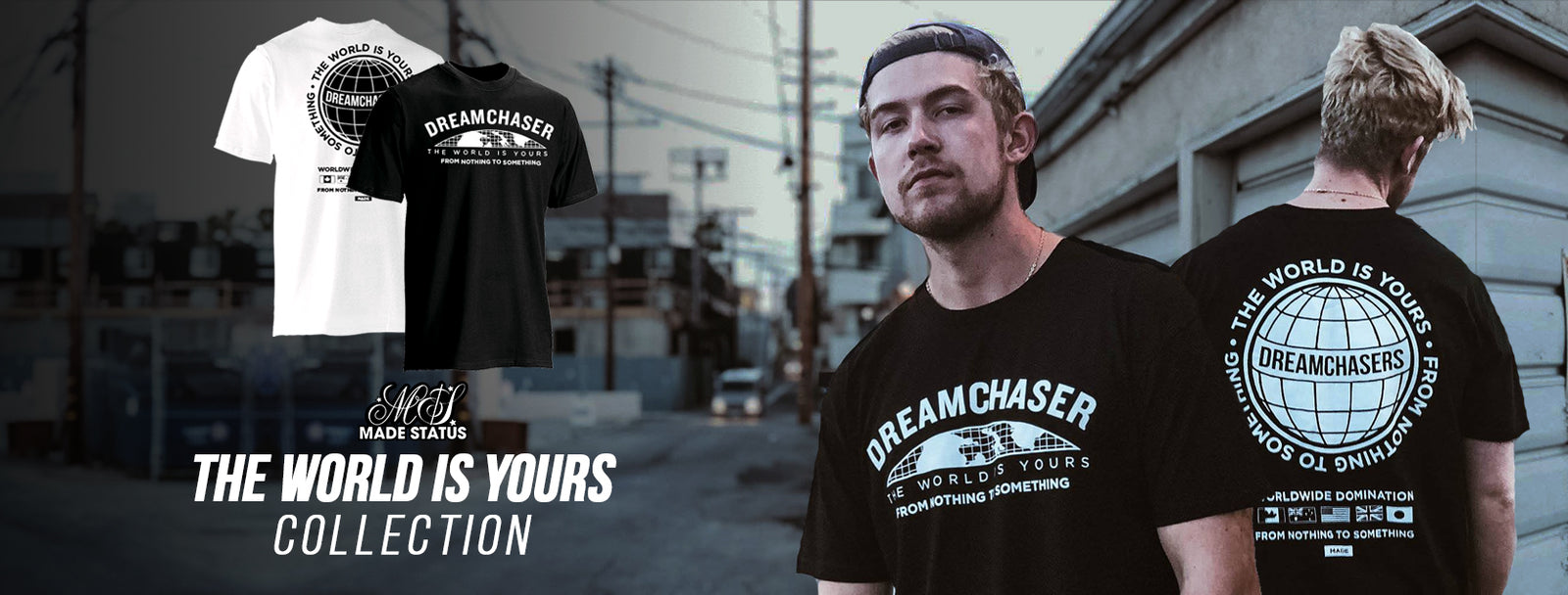 THE WORLD IS YOURS COLLECTION