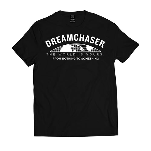 Made Status Dream Chaser T-shirt Black