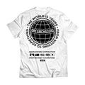 The World Is Yours White Tee