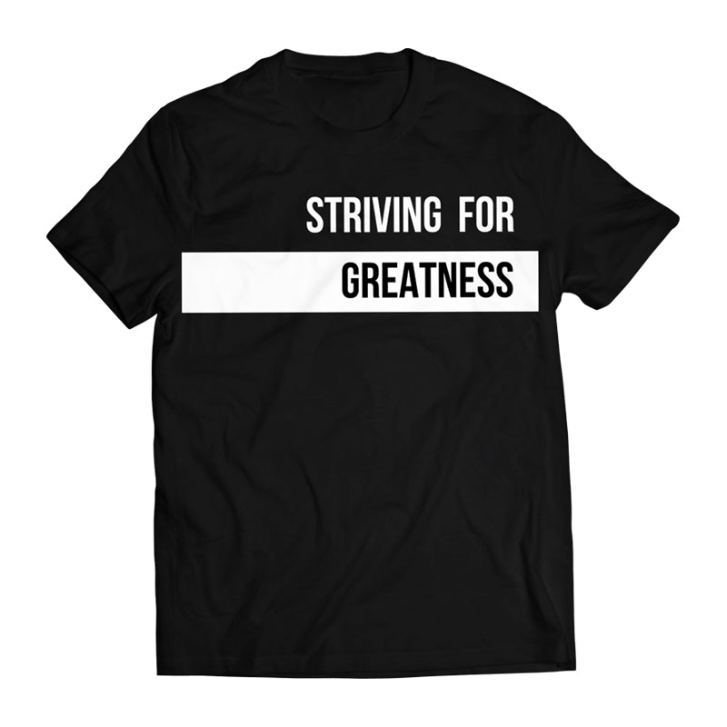 Made Status Strive Tee