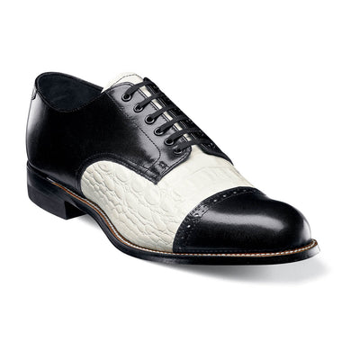 Madison Hornback Cap Toe Oxford