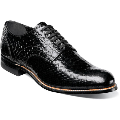 Madison Anaconda Plain Toe Oxford
