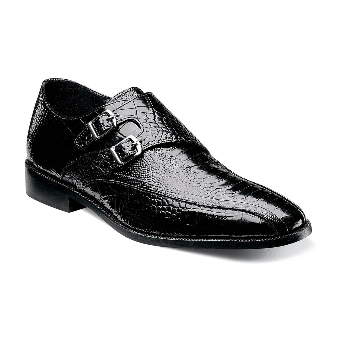 Kasimir Double Monk Strap Slip-On