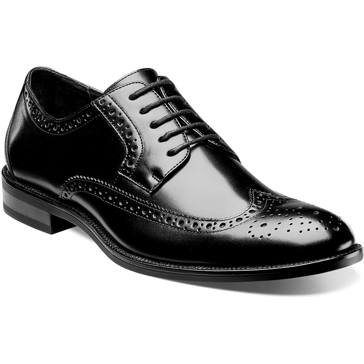 Garrison Wingtip Oxford Shoes - Dapperfam.com