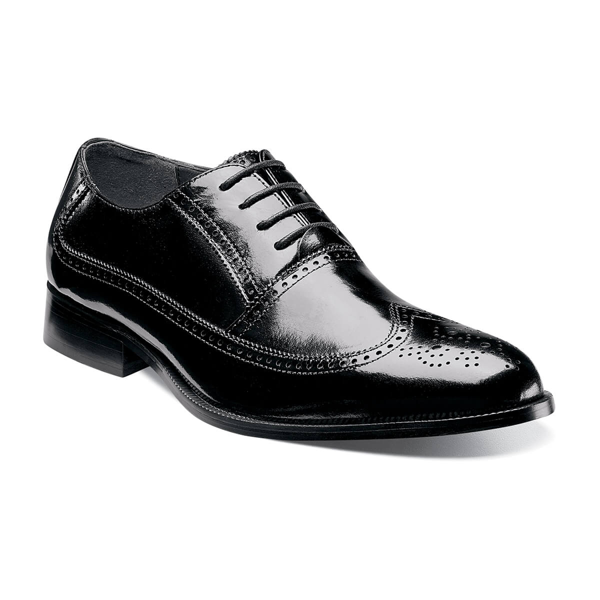 Sawyer Wingtip Oxford Shoes - Dapperfam.com