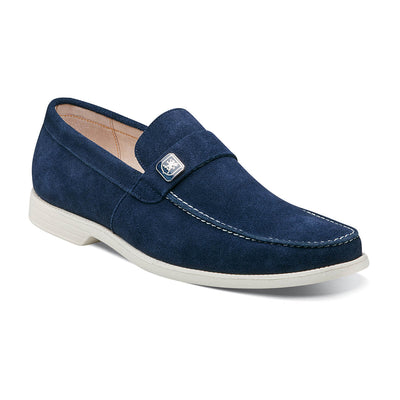 Caspian Moc Toe Slip On