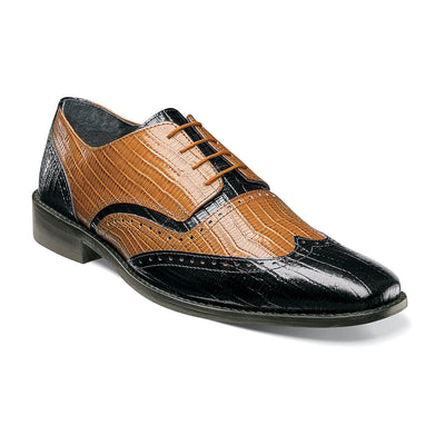 Granado Lace Up Wingtip