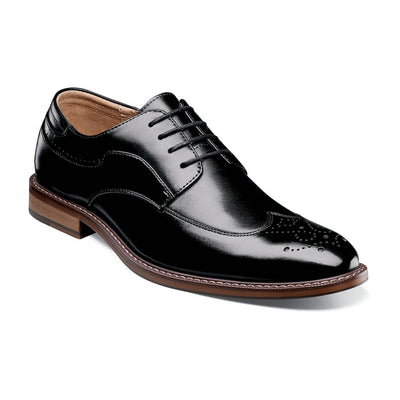 Fletcher Wingtip Oxford - Dapperfam.com