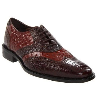 Stacy Adams Armento Oxford - Brown Multi Shoes - Dapperfam.com