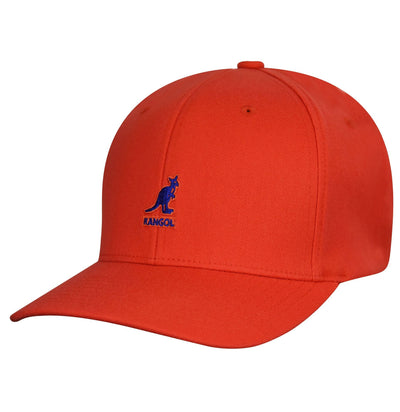 Kangol Wool Flexfit Baseball Cap - Safety Hat - Dapperfam.com