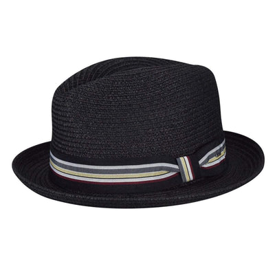 Bailey Salem Pinch Front Straw Fedora
