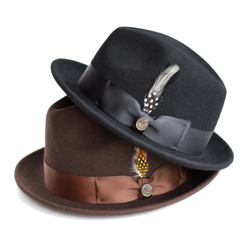 Steven Land Angelo Wool Fedora