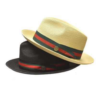 Remo Collection Straw Fedora