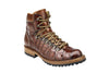 Damian - Peanut Genuine Alligator & Italian Calf Boots