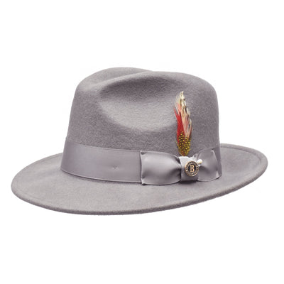 Bruno Capelo Executive Wool Fedora