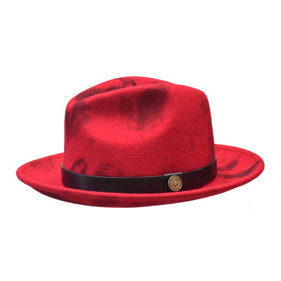 Kayden Wool Center Dent Fedora